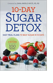 10-Day Sugar Detox by Rockridge Press