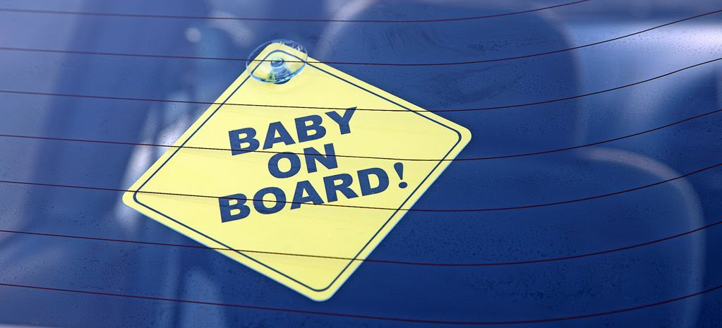 How to prepare your car for a baby
