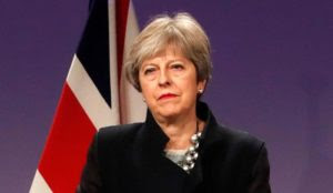 Appeaser Theresa May surrenders to EU open immigration demands for years after Brexit