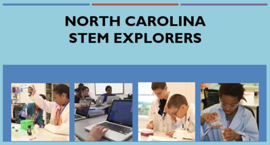 North Carolina STEM Explorers