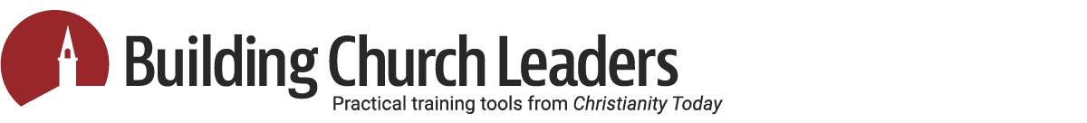 Building Church Leaders Newsletter