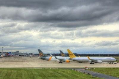 Disminuir el tráfico aéreo es un imperativo planetario. Foto Pixabay