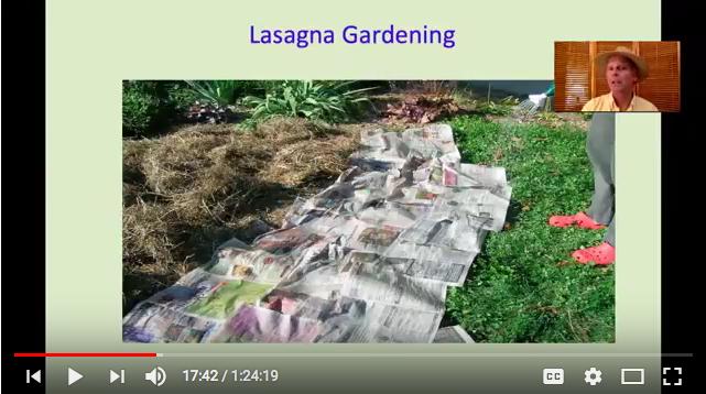 Fall Gardening Webinar