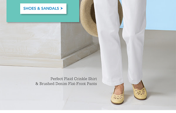 Shop Shoes & Sandals