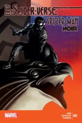 Edge of Spider-Verse #1