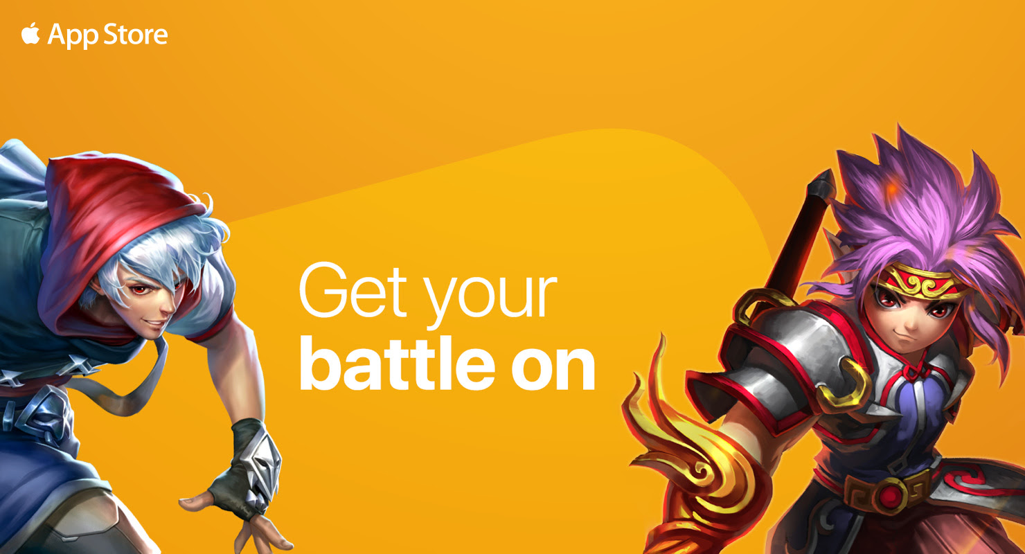 Go for the win with these limited-time offers on in-app purchases in our popular RPG and action games.