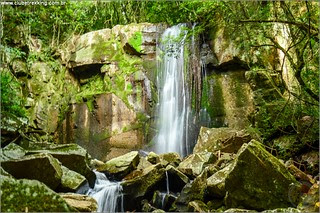 580ª Trilha Serra do Pinhal com três cachoeiras - Itaara RS_029
