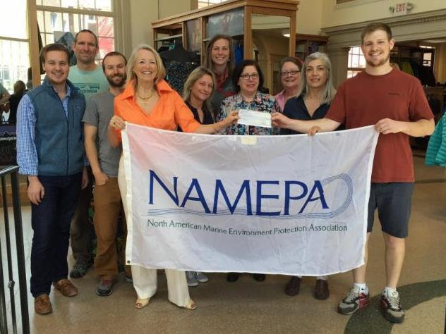 North American Marine Environment Protection Association NAMEPA Patagonia Westport Grant