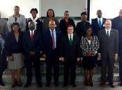 En su declaración conjunta, los ministros de Relaciones Exteriores reiteraron su convicción de que el desarrollo económico y la estabilidad en la región caribeña contribuyen a la paz y estabilidad global.