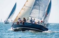 J/35 Breakaway sailing Ida Lewis Distance Race
