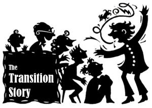 Transition Story logo