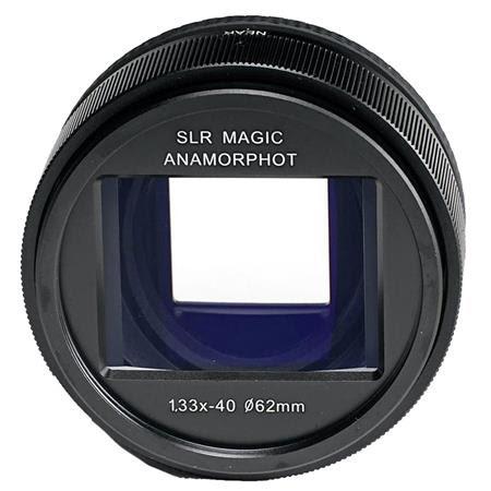 Compact Anamorphot 1.33x - 40 Lens Adapter