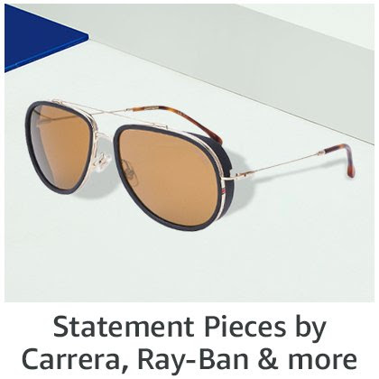Statement Pieces by Carrera, Ray-Ban & more