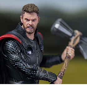 AVENGERS: INFINITY WAR THOR 1/10 ART SCALE STATUE