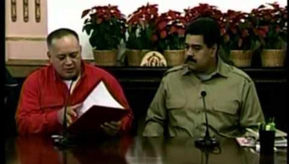 Entregan a presidente Maduro Ley Habilitante Antiimperialista A