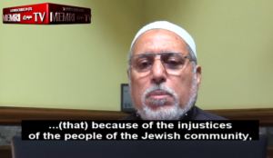 """Virginia: Imam says coronavirus is Allah's trial for """"violations not only by the Jewish people, but every nation"""""""