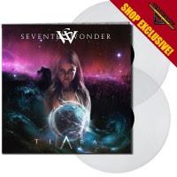SEVENTH WONDER - Tiara - LTD Gatefold CRYSTAL 2 Vinyl, 180 Gram - SHOP EXCLUSIVE !