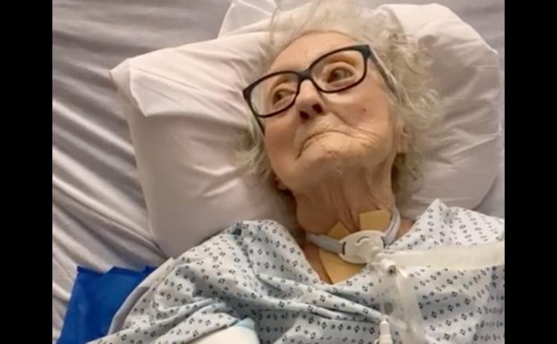 Arline Lester dies in forced euthanasia case