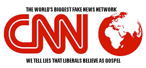 What is Going On!!  Something Strange is Happening to CNN