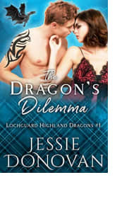 The Dragon's Dilemma by Jessie Donovan