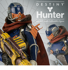 1/6 SCALE DESTINY HUNTER FIGURE
