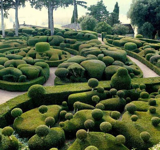 Marqueyssac Gardens – Vézac, France