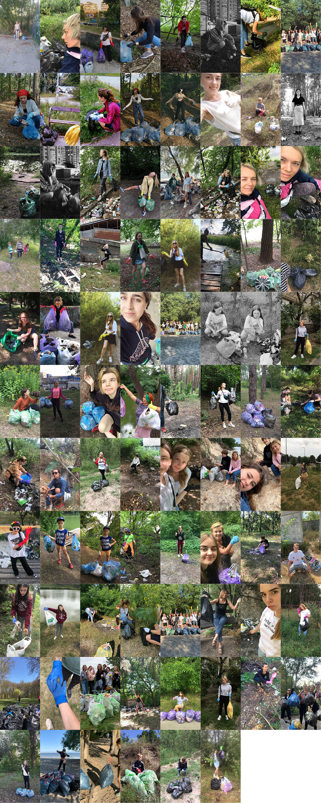 #cleanchallengeua photos