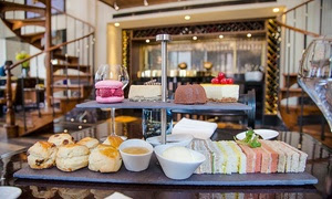 Michelin-Listed Afternoon Tea