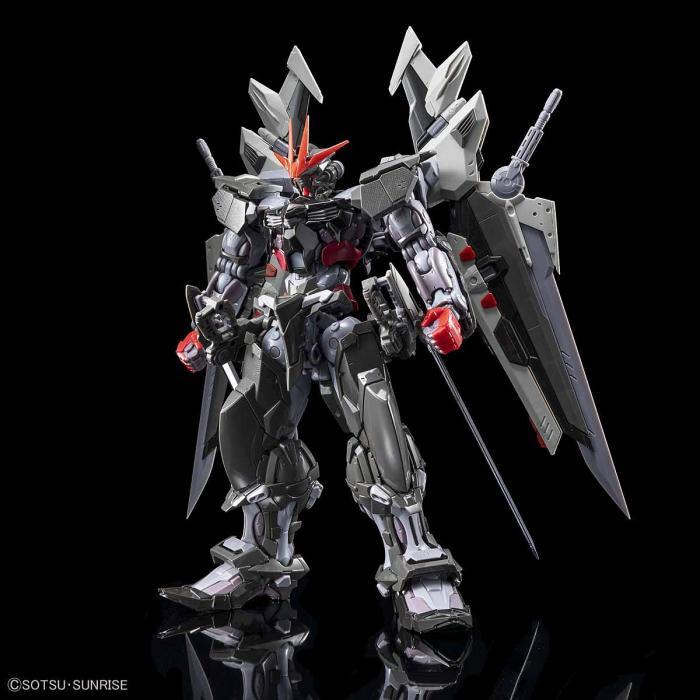 Image of 1/100 Hi-Resolution Model Gundam Astray Noir