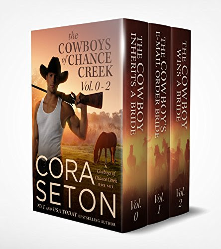 Cover for 'Cowboys of Chance Creek (Vol 0-2)'