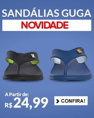 Sandálias Guga