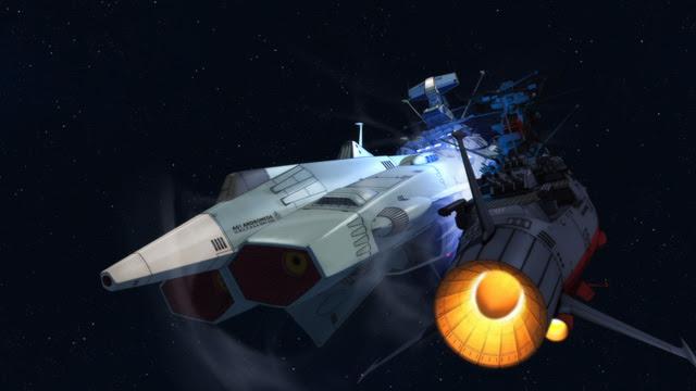 『宇宙戦艦ヤマト2202 愛の戦士たち 第二章「発進篇」』メイン画像