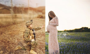Texas Photographer Creates Memorable Maternity Photos