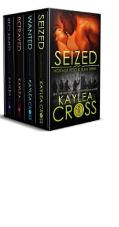 Hostage Rescue Team Series Box Set: Volume 3 by Kaylea Cross