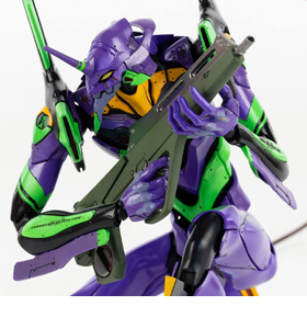 Rebuild of Evangelion ROBO-DOU EVA Unit-01 Test Type