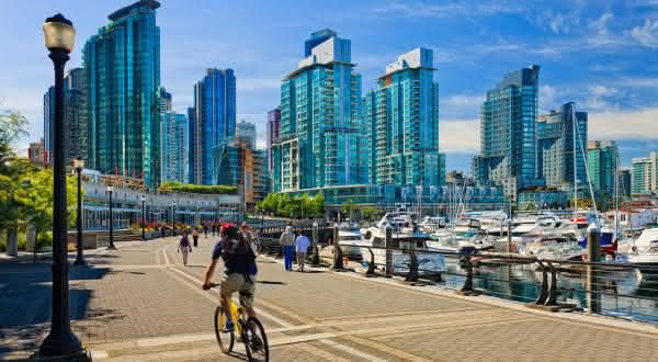canada vancouver um dos paises mais desenvolvidos do mundo