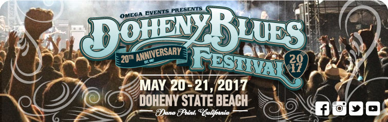 The 20th Annual Doheny Blues Festival