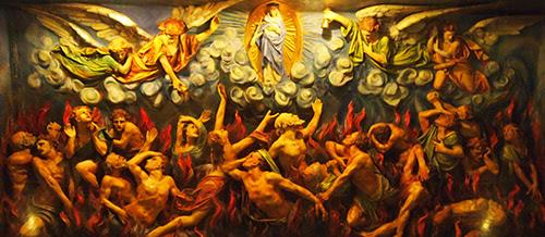 Souls in Purgatory
