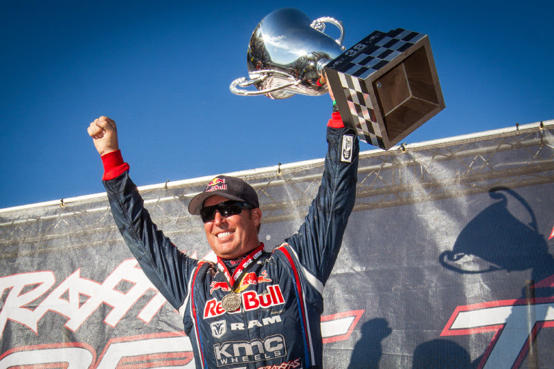 Ricky Johnson, Red Bull, Huseman Cup, TORC Series, Bink Designs