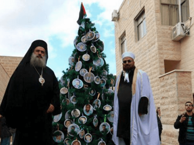 Palestinian Christmas Tree of Terror