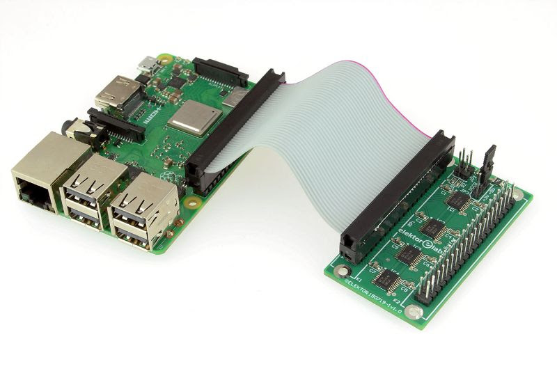 Rasberry Pi I/O Buffer