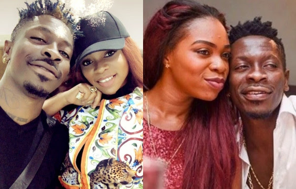 Shatta Wale reacts after ex-fiancee, Michy said he abused her same day he proposed to her