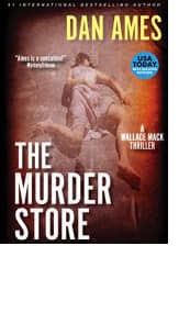 The Murder Store by Dan Ames