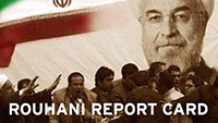 Rouhani's Rocky First Year: A Report Card