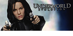 UNDERWORLD: EVOLUTION 1/6 SCALE SELENE FIGURE