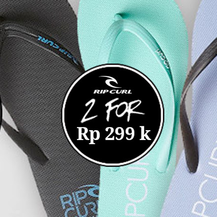 2 for Rp 200k Thongs