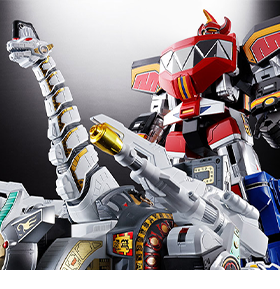 Power Rangers Soul of Chogokin