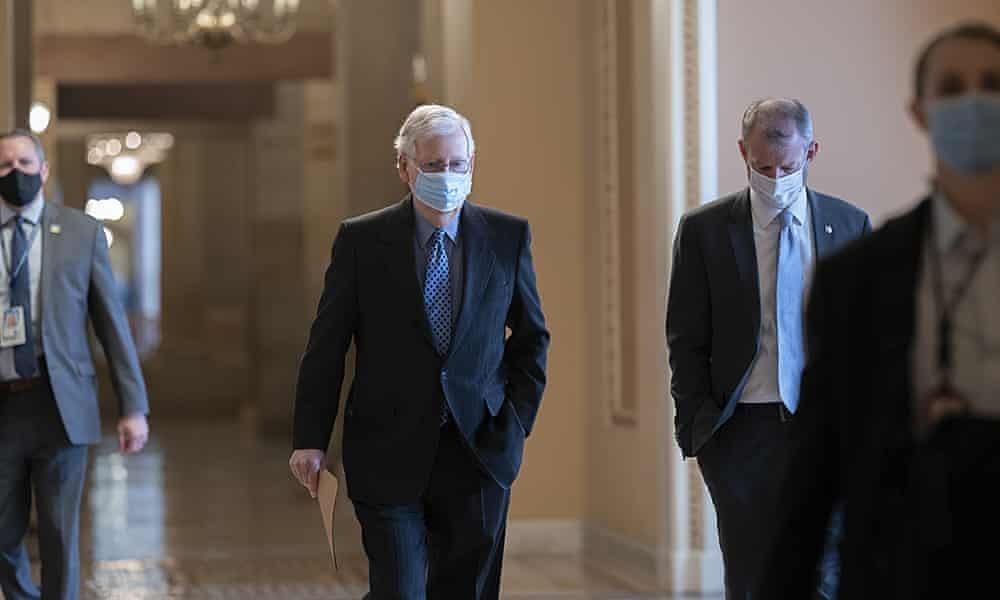 Second trial rests in the hands of Republican senators