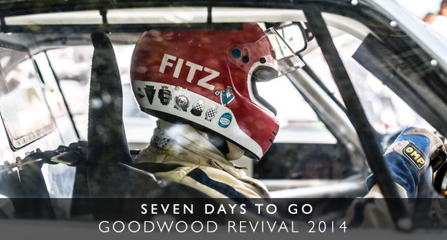 Goodwood Revival - Just one week to go...