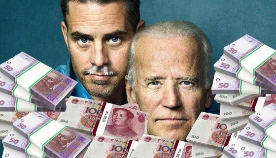 biden china money